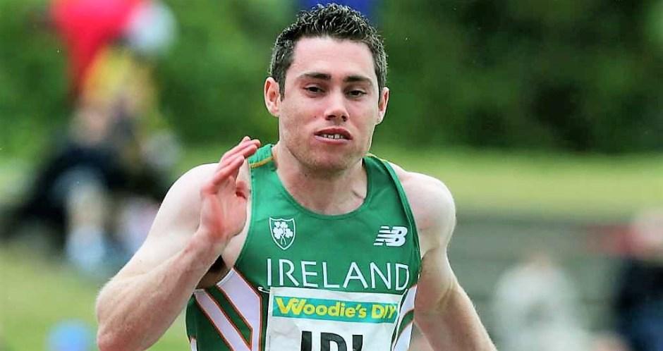 Jason Smyth adds 200m gold to Para Athletics World Championships medal haul!