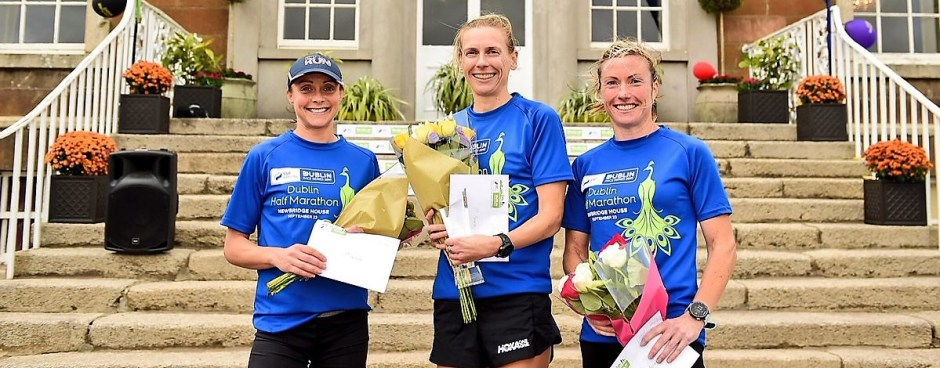 NI's Denise Logue secures podium place at prestigious Dublin Half Marathon!