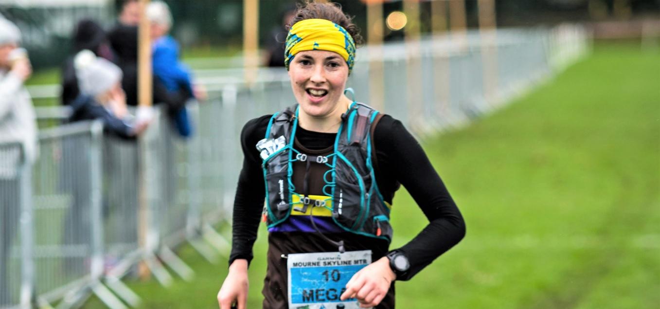 Special Feature – Runner Profile:  Megan Wilson