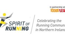 spirit of running northern ireland awards