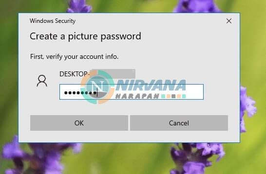 enter-Picture Password