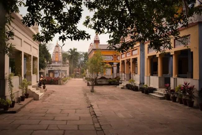 Saptrishi Ashram near Haridwar