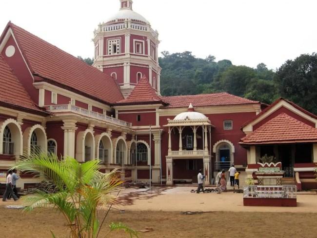 Shanta Durga Temple in Goa