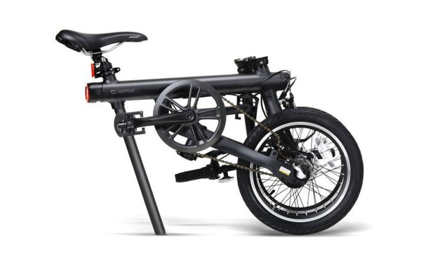 Wholesale MiJia QiCycle Folding Electric Bike Red price at ...