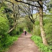 Dollis Valley Green Walk, North London
