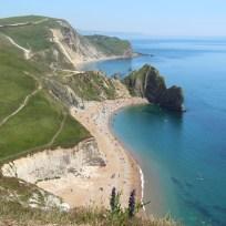 Man O'War Beach & Durdle Door, Jurassic Coast, Dorset