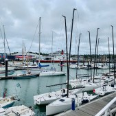 Cowes Harbour Shepards Marina