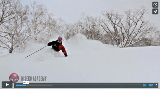 Niseko Academy Video screenshot