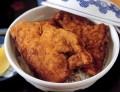 東京にはまだ出てきていない!福井の名物料理ソースカツ丼がうまい!