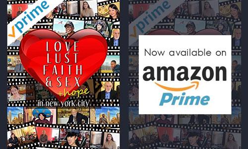 Documentary Love, Lust, Faith & Sex (+Hope!) in New York City