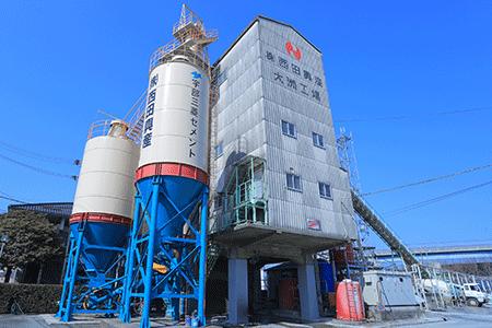 大洲生コンクリート工場