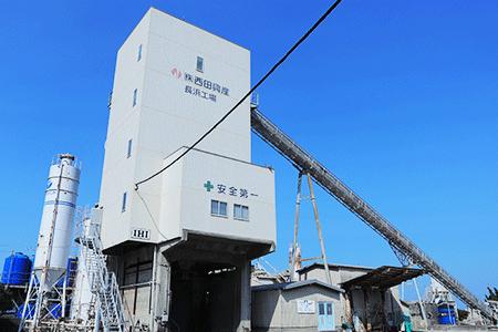 長浜生コンクリート工場