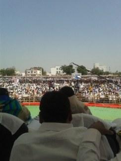 Amravati Loksabha election campaign 2014-2