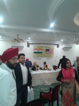 Indo US Students Meet