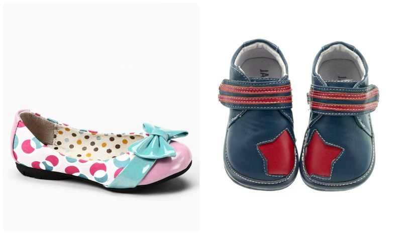 The cutest shoes for girls and boys