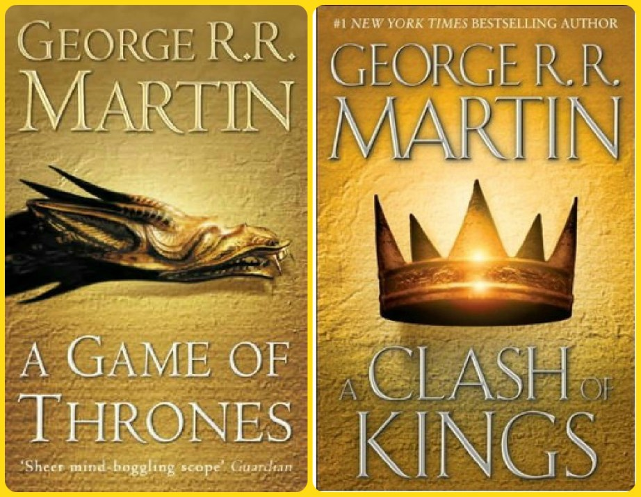 A Game Of Thrones And A Clash Of Kings Nishita S Rants
