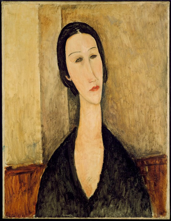 An Example of the Modigliani style