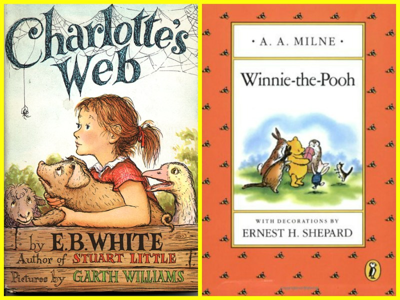 Children's classics I love