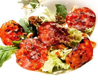 Chorizos at Ottimo