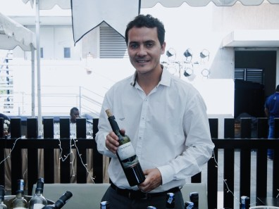 Presenting the Argentinian malbec