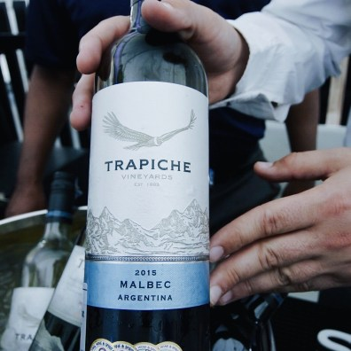 The Argentinian malbec