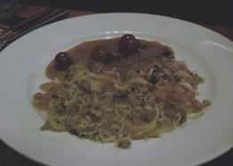 Biryani with gravy