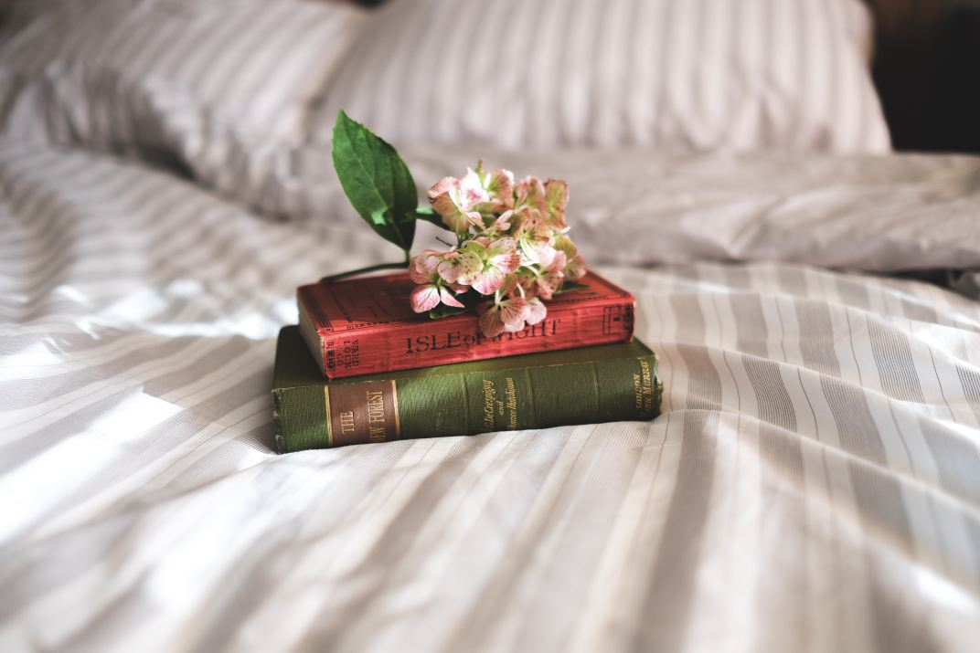 Books and home