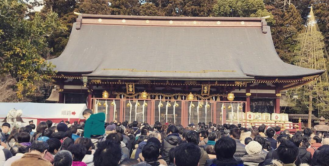 「仙台 初詣」で検索すると、仙台市ではない神社がトップヒット!地名で観光客は呼べるのか?
