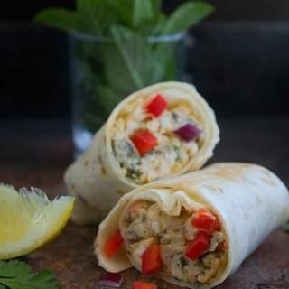 easy make ahead breakfast burritos recipe video
