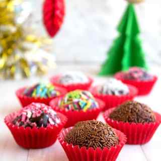 brazilian chocolate truffles brigadeiro recipe video