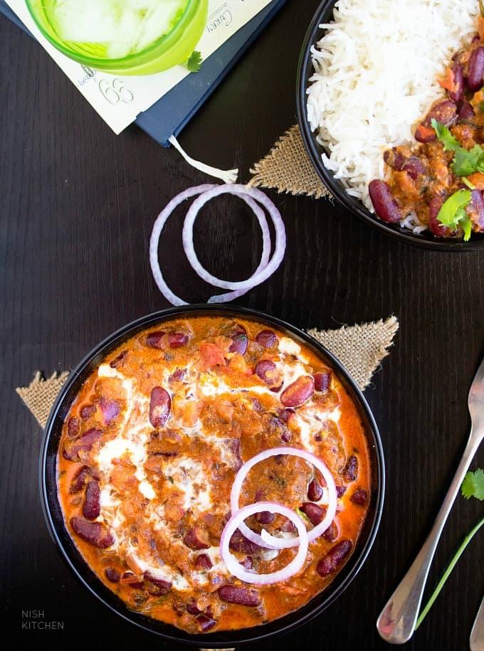 rajma masala recipe video