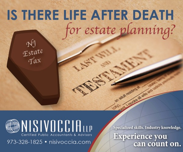 Opportunities After the Demise of New Jersey Estate Tax