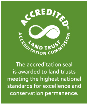 Seal - Accredited Land Trust