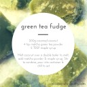 green tea fudge (2)