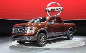 2016 Nissan Titan Diesel