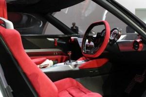 2016 Nissan IDx interior