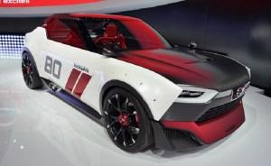 2016 Nissan IDx
