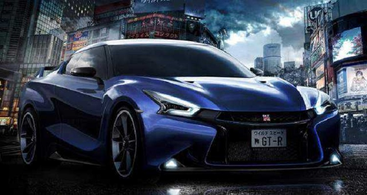 2017 Nissan GT-R nismo front view