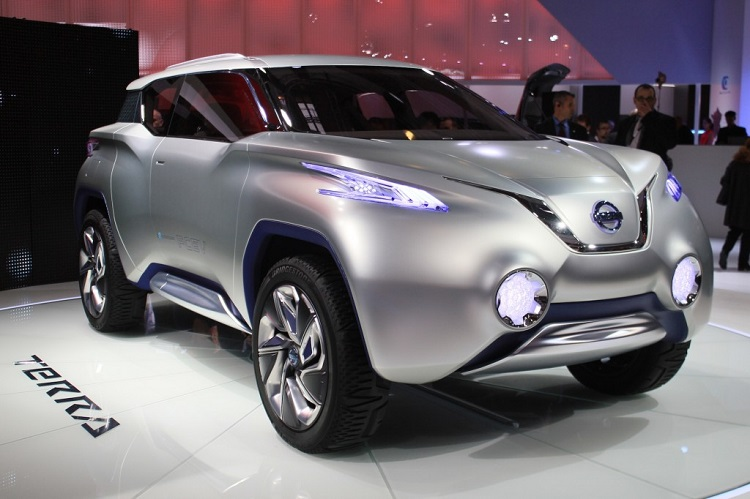 Nissan Terra Concept SUV Fcev Price Electric Mpg