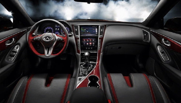2019 nissan gt-r sedan interior