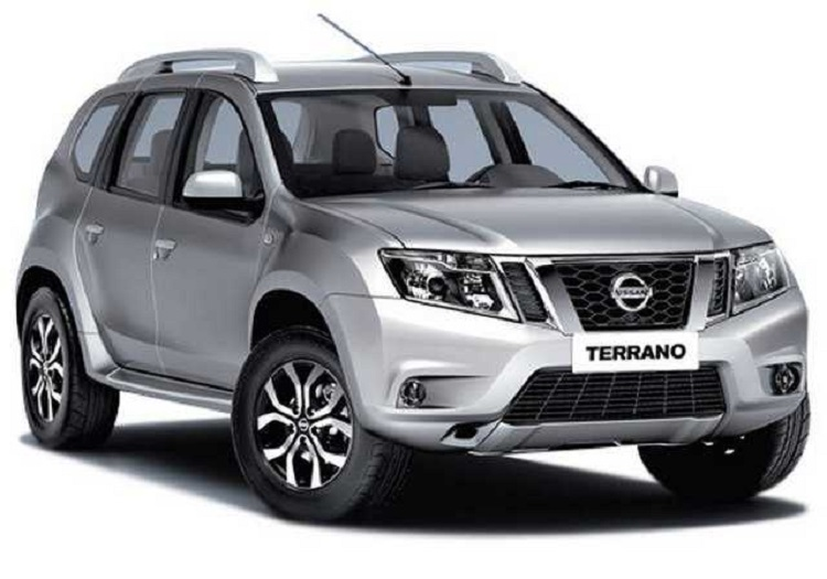 2017 Nissan Terrano