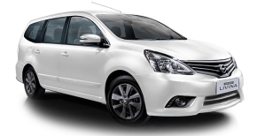 2017 Nissan Grand Livina front view
