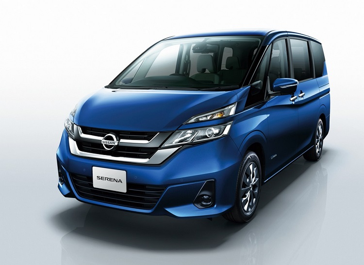 Nissan Serena front view