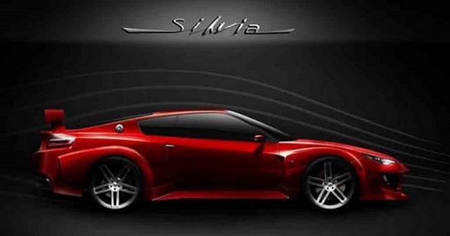 2019 Nissan Silvia side view