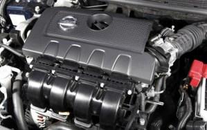 2019 Nissan Pulsar engine
