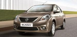 2019 Nissan Sunny