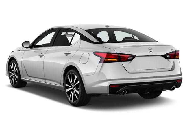 Nissan Altima Rear