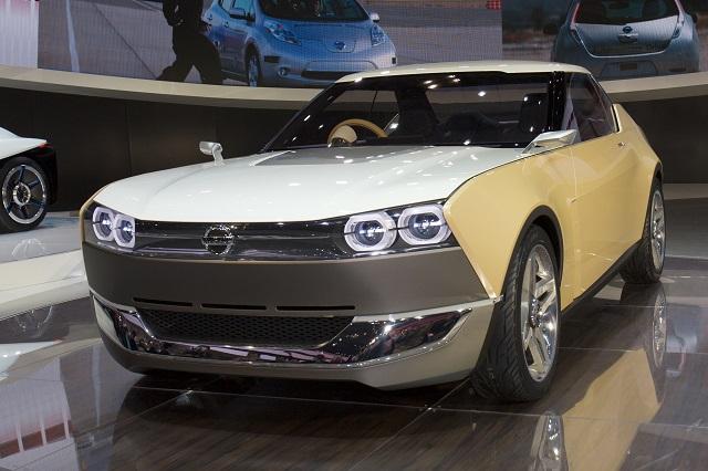 2020 Nissan IDx
