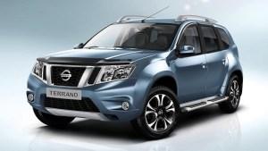 2020 Nissan Terrano