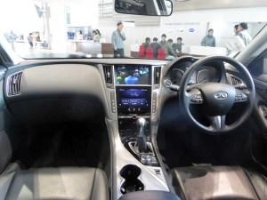 Nissan Skyline Interior